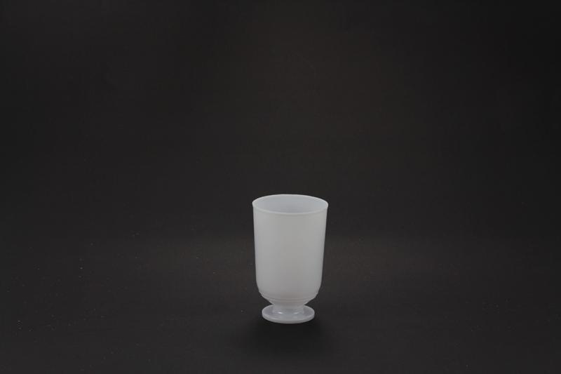 Fábrica de taças de acrílico