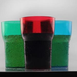 Fábrica de copos de acrílico descartável