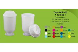 Taça (45 ml) + Tampa